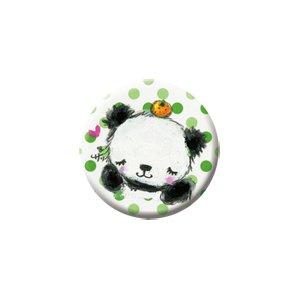 画像1: クレヨン絵描きサリー 缶バッジ